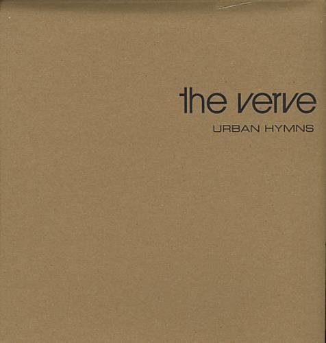 The Verve Urban Hymns Mailer Sealed Uk Double Vinyl Lp