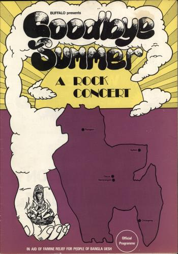 WHO - Goodbye Summer - A Rock Concert - Autres