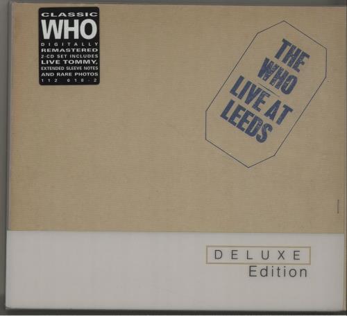 Who Live At Leeds - 1st + Slipcase