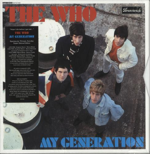 WHO - My Generation - Super Deluxe Edition - Others