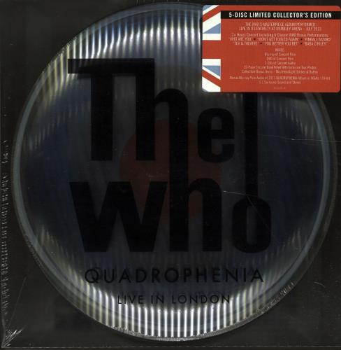 WHO - Quadrophenia: Live In London - Sealed - Others