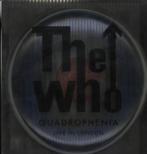 WHO - Quadrophenia: Live In London - Others