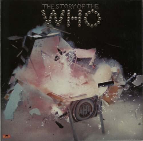 Who The Story Of The Who - Laminated