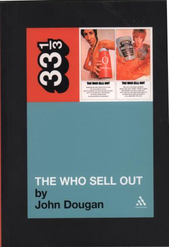 WHO - The Who Sell Out - Book