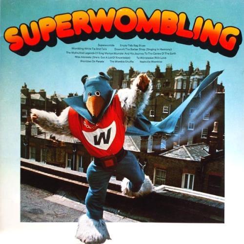 WOMBLES - Superwombling - Maxi 33T