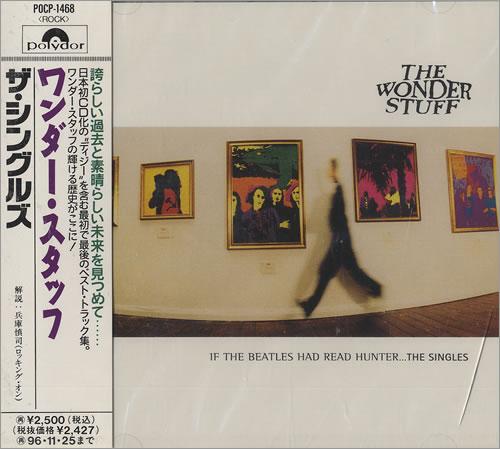 Wonder Stuff, The If The Beatles Had Read Hunter... The Singles