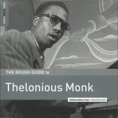 MONK, THELONIOUS - The Rough Guide To Thelonious Monk - Sealed - 12 inch 33 rpm
