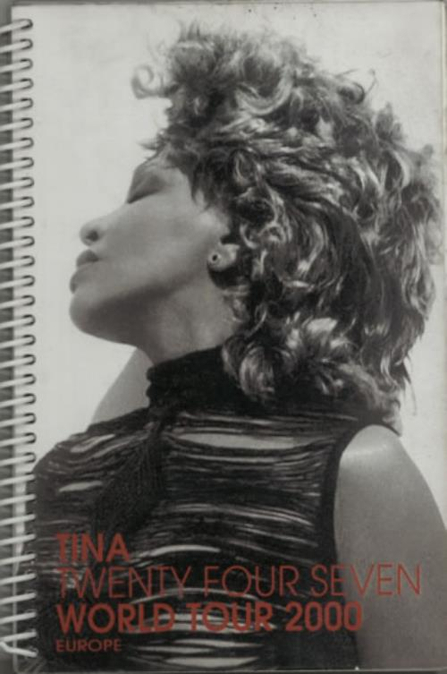 Tina Turner Twenty Four Seven World Tour