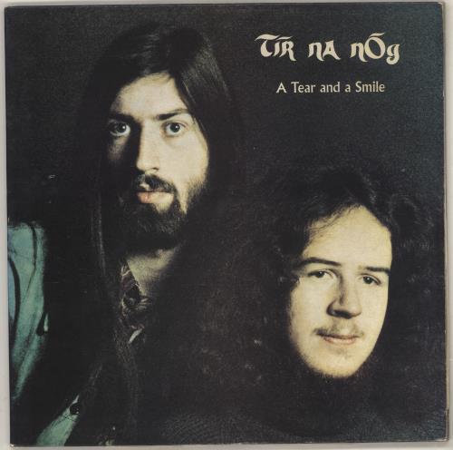 TIR NA NOG - A Tear And A Smile - Maxi 33T
