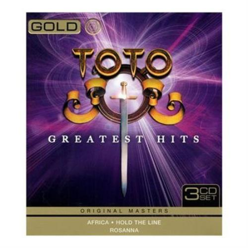 Toto Greatest Hits France Triple Cd 88697563172 Greatest