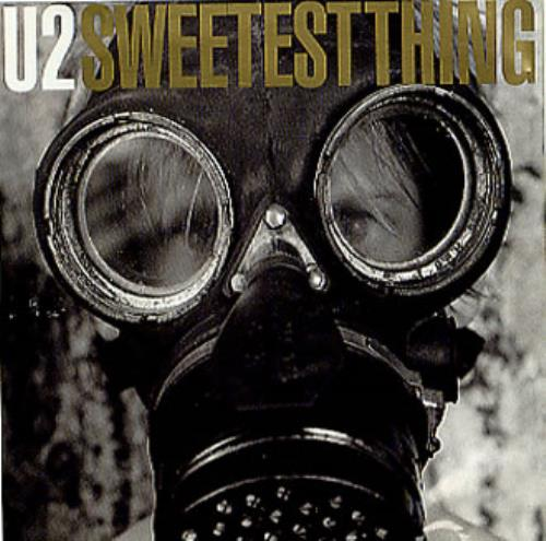 U2 Sweetest Thing Usa Promo 5 Quot Cd Single Prcd7961 2
