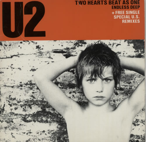 u2 two hearts beat as one - ex