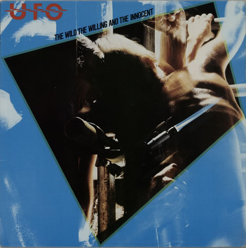 Ufo The Wild The Willing And The Innocent Vinyl Records