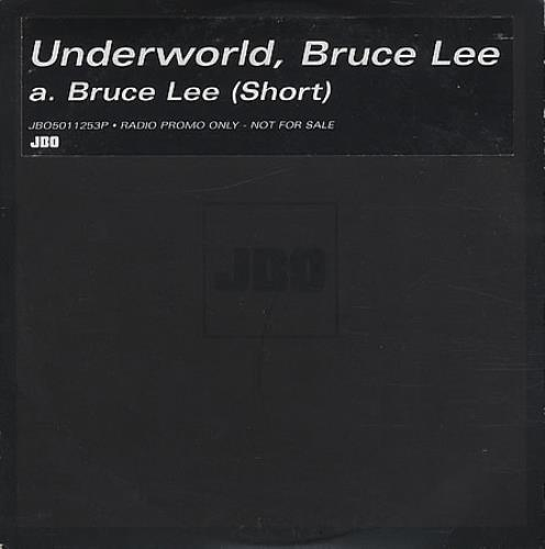 UNDERWORLD - Bruce Lee - Short - CD
