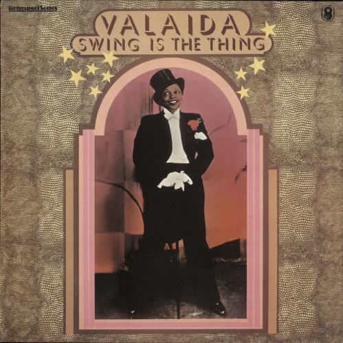 SNOW, VALAIDA - Swing Is The Thing - 12 inch 33 rpm