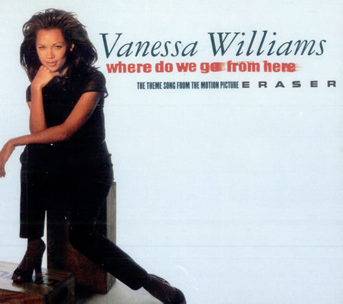 Supernatural Where Do We Go From Here: Vanessa Williams Where Do We Go From Here (Vinyl Records