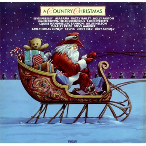price info - Country Christmas Cd