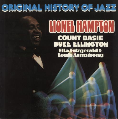 VARIOUS - JAZZ - Original History Of Jazz - Maxi 33T