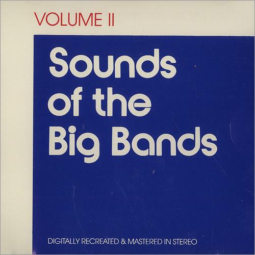 VARIOUS - JAZZ - Sounds Of The Big Bands - CD