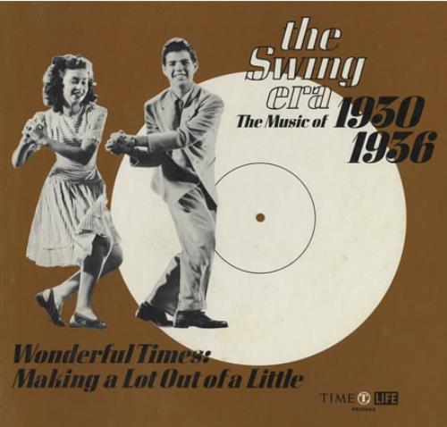 Various-Jazz The Swing Era - The Music Of 1930-1936 USA Triple ...