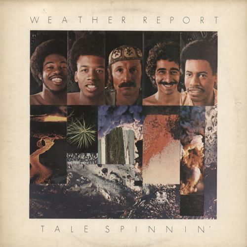 WEATHER REPORT - Tale Spinnin' - 12 inch 33 rpm
