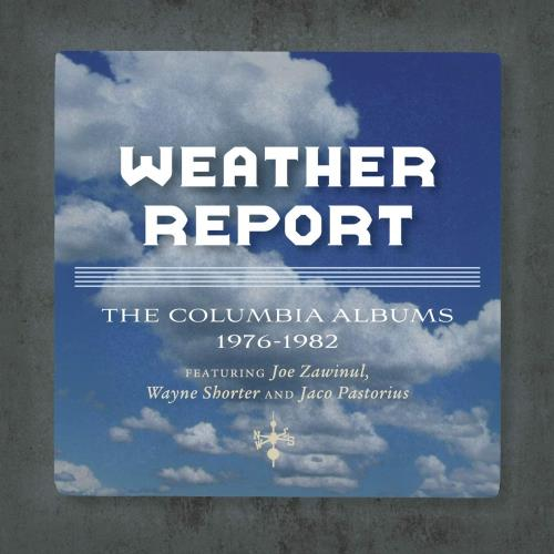 WEATHER REPORT - The Columbia Albums 1976-1982 (The Jaco Years) - Others