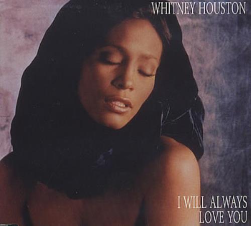 Whitney Houston I Will Always Love You (Vinyl Records, LP
