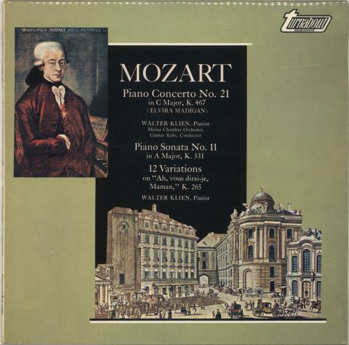 mozart piano concerto essay For mozart's violin concerto no 4, the violin is accompanied by two oboes, two horns, and a string section the music was fast in the beginning and tempo would increase when the horns joined in but the violin playing was soft and melodic.