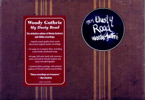 GUTHRIE, WOODY - My Dusty Road - Sealed - Autres