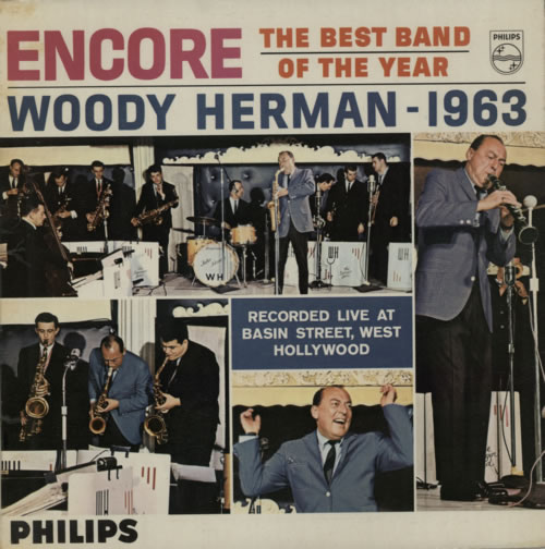 Woody Herman The Complete Capitol Recordings Of Woody Herman