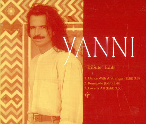 cd yanni tribute