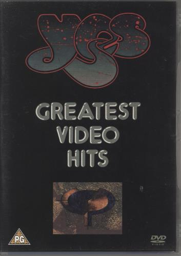 Yes Greatest Video Hits
