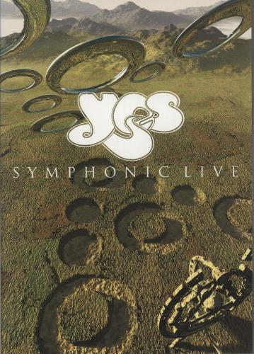 Yes Symphonic Live - 2-Disc