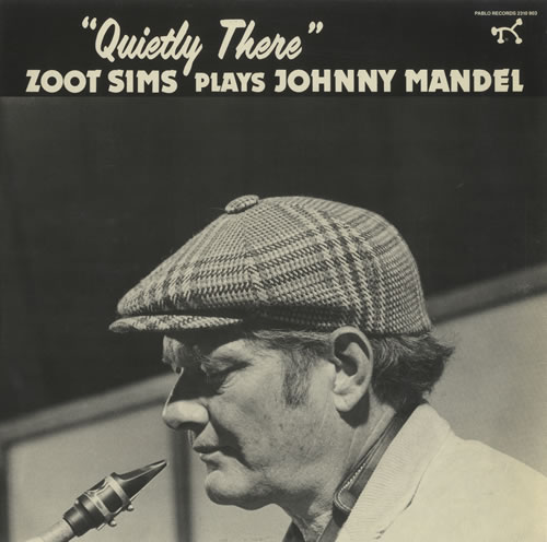 SIMS, ZOOT - Quietly There - Maxi 33T
