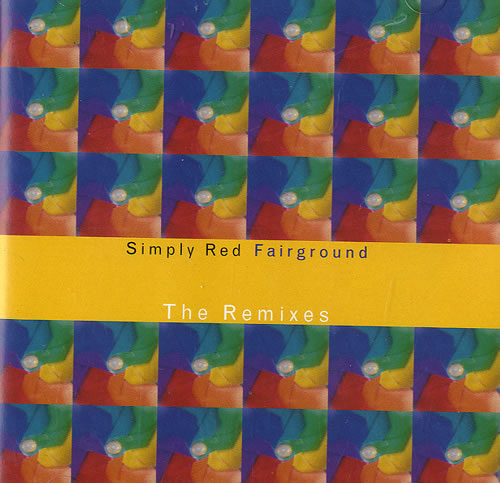 Simply red fairground uk double cd single set ew001cd1 2 for Simply singles