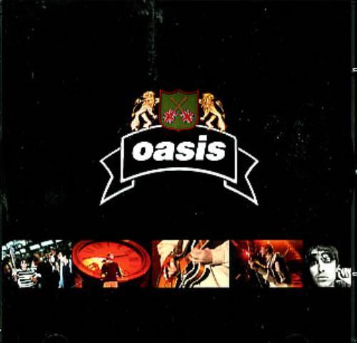 Oasis (Uk) Masterplan + Bonus Cd USA Cd Album EK69647 ... Oasis Masterplan