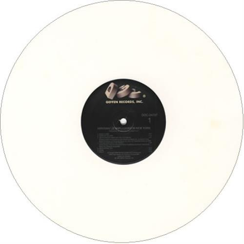 Nirvana (Us) Unplugged In New York - White Vinyl USA Vinyl