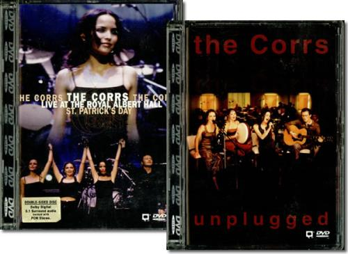 dvd the corrs
