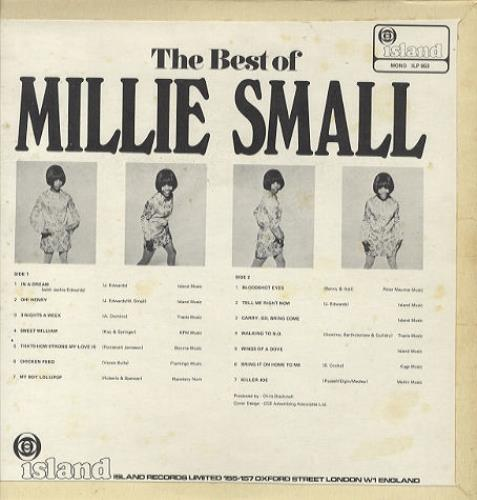 item millie smallbest small
